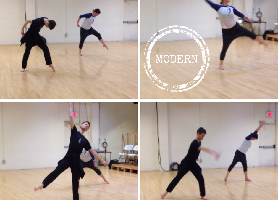 Open Modern with Shaun Keylock