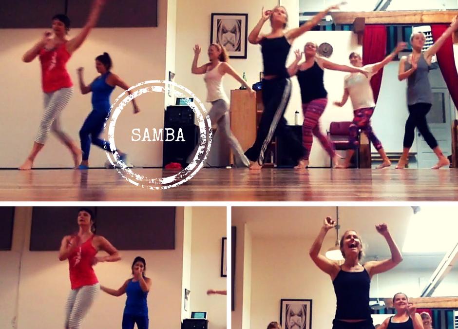 Samba at Center Space
