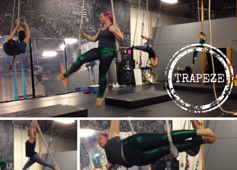 Trapeze with Jack Stocklynn