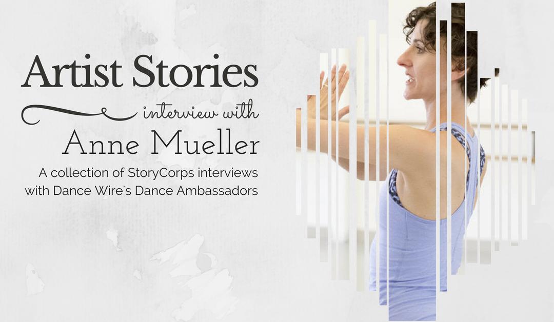 Artist Stories 2017 – Anne Mueller