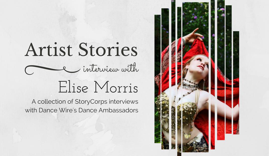 Artist Stories 2017 – Elise Morris