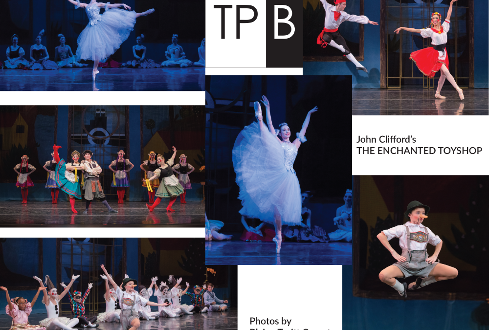 The Portland Ballet, Thanksgiving Weekend