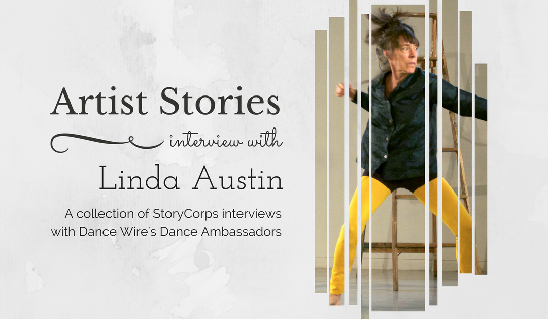 Artist Stories 2017 – Linda Austin