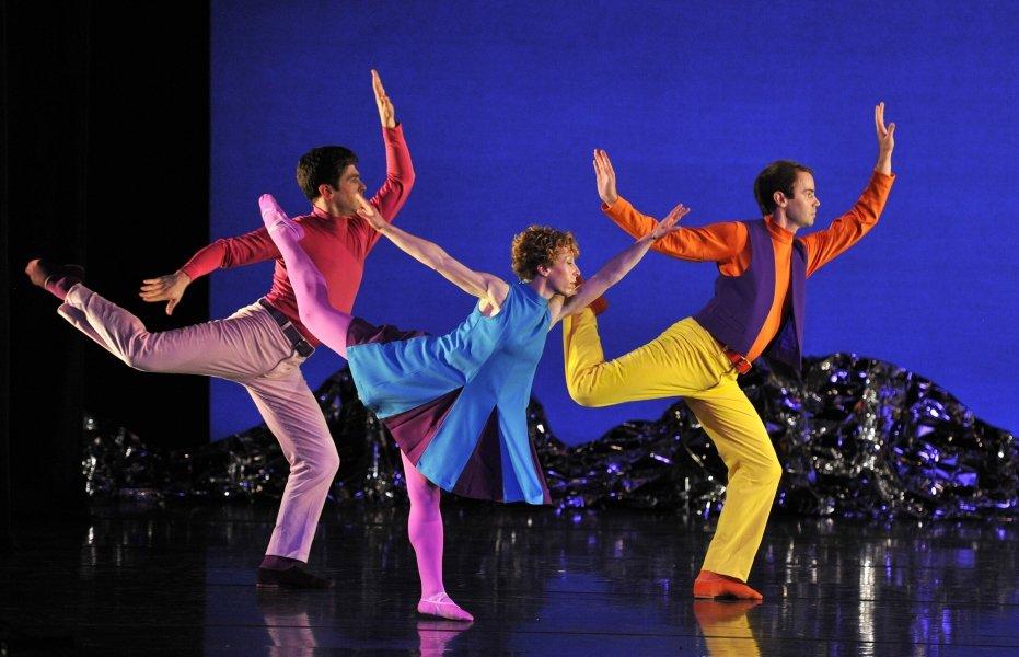 White Bird, Mark Morris Dance Group