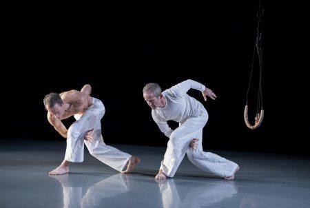 BodyVox Resident Artist: skinner|kirk DANCE ENSEMBLE