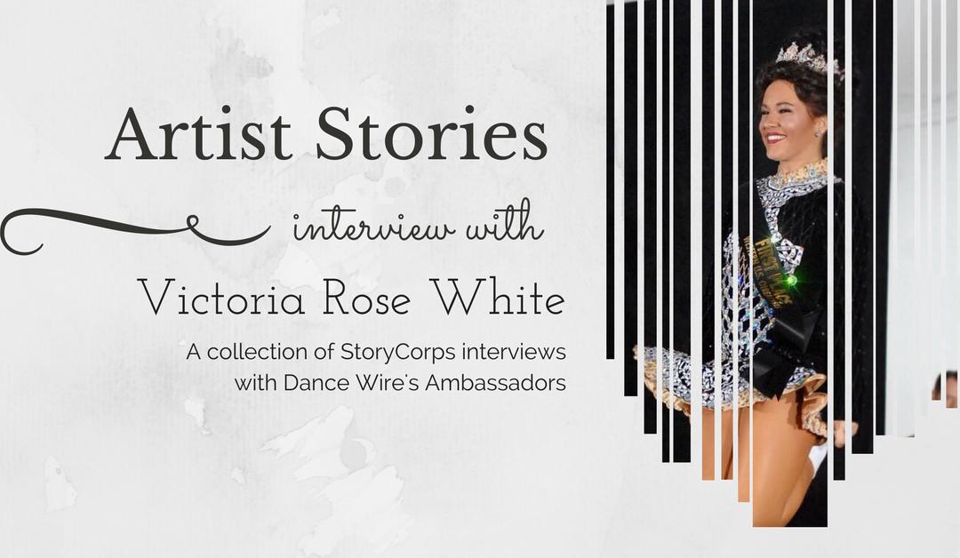 2018 Artist Series – Victoria Rose White