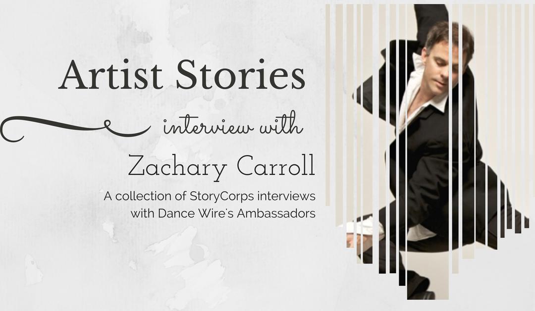2018 Artist Stories – Zachary Carroll