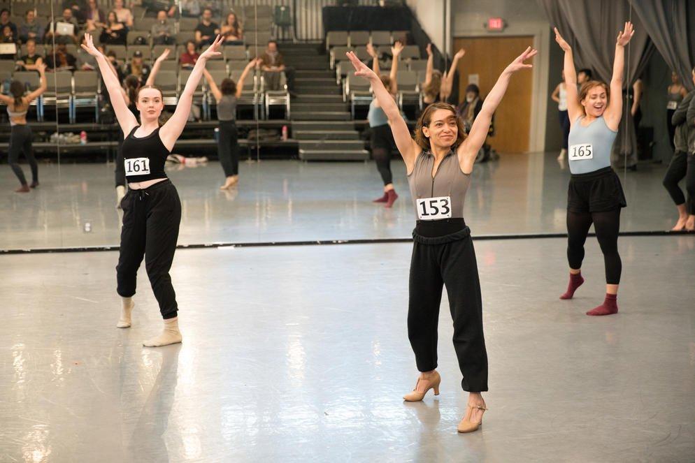 Citywide Dance Audition Portland