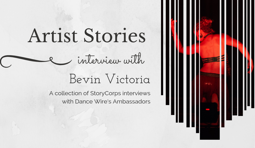2019 Artist Stories with Bevin Victoria