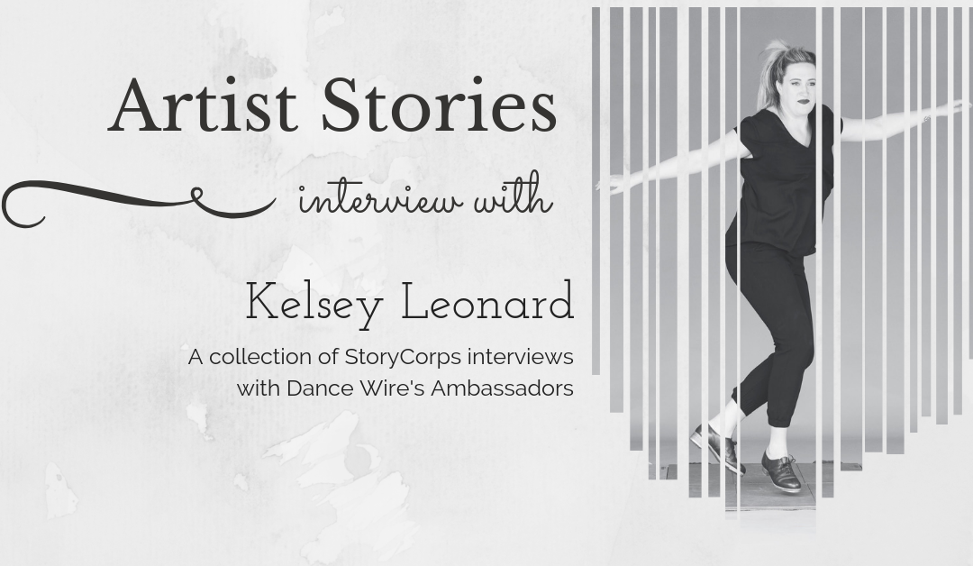 2019 Artist Stories with Kelsey Leonard