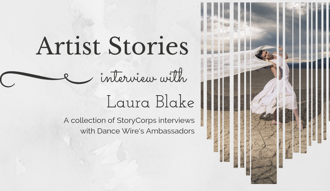 2019 Artist Stories with Laura Blake