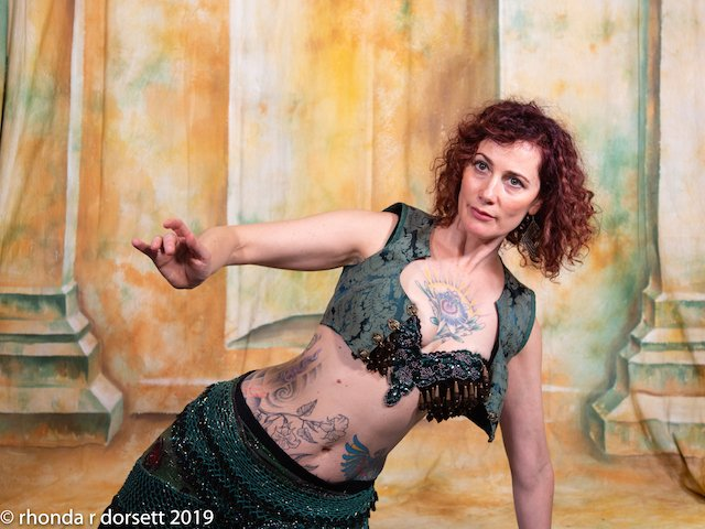 Adrienne Peters – Healing Through Dance