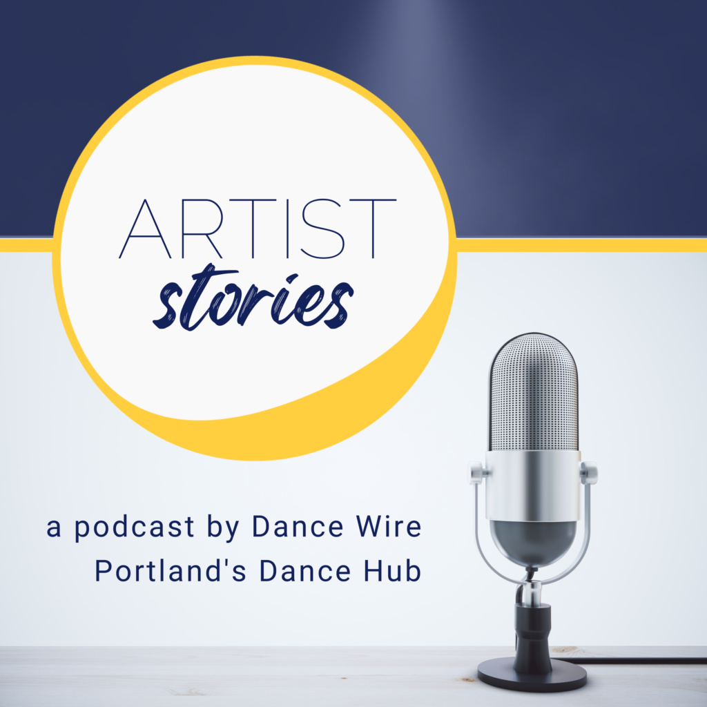 Artist Stories podcast cover image