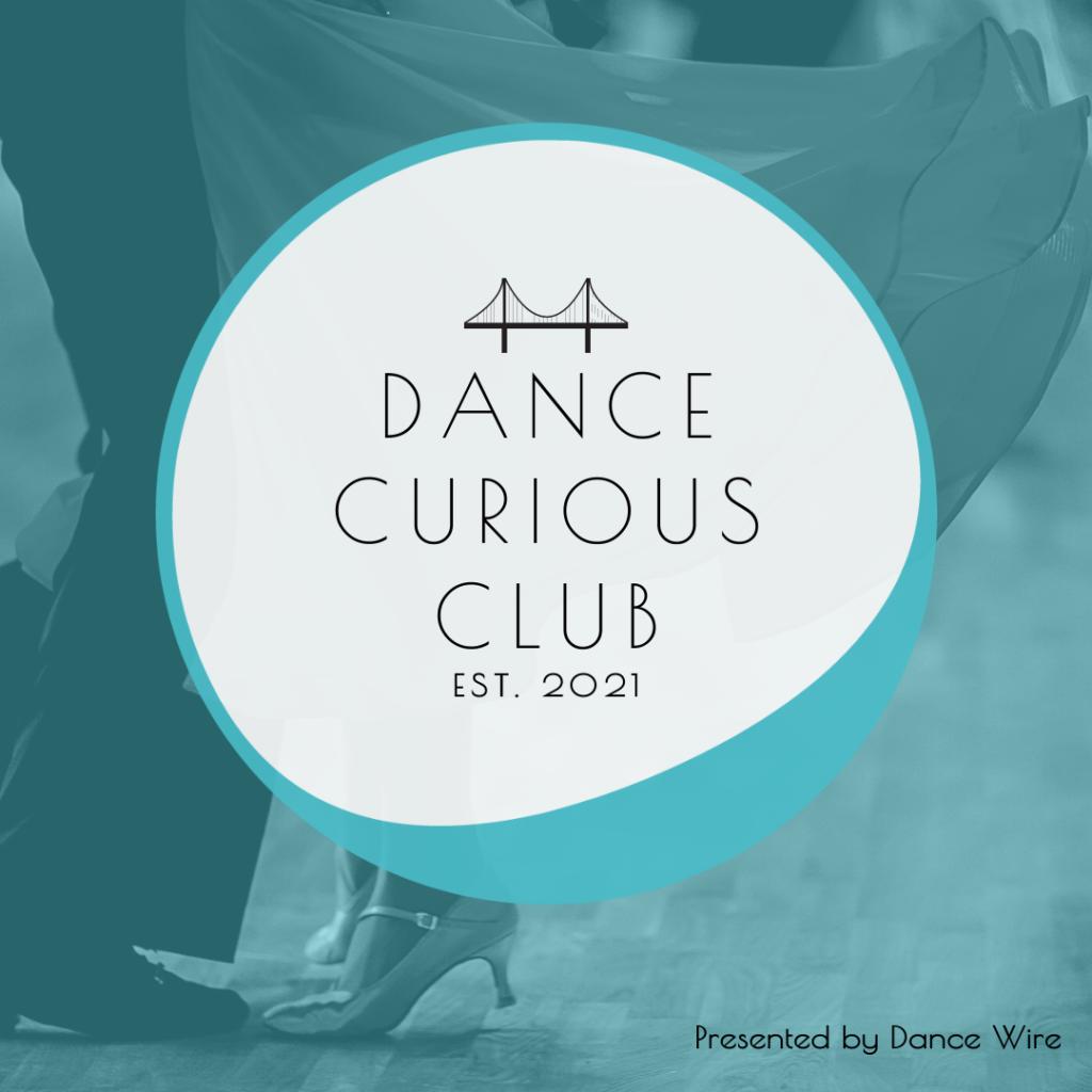 logo for Dance Curious Club