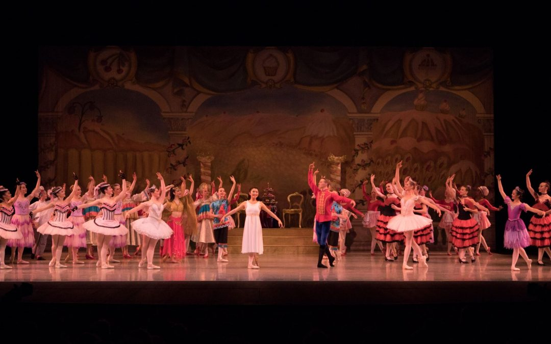 A Nutcracker Tea – Northwest Dance Theatre